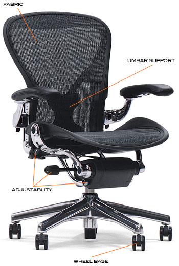 Lumbar Support A Good Office Chair Will Have For The Lower Back Some Of Better Ones Even An Adjule That Allows