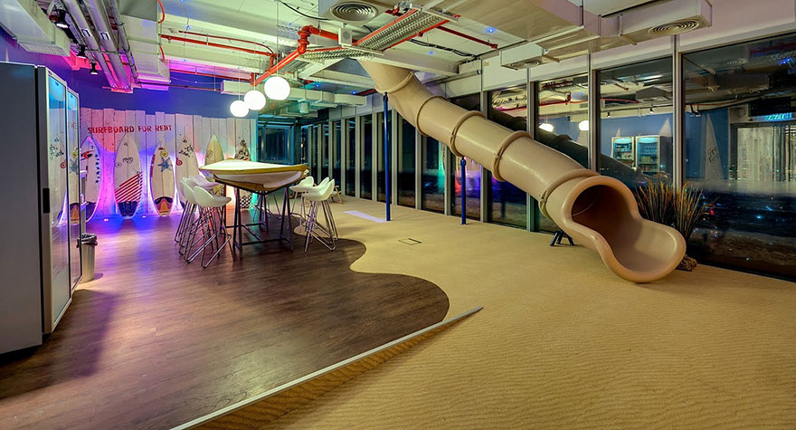Amazing Creative Workspaces Office Spaces 12 15