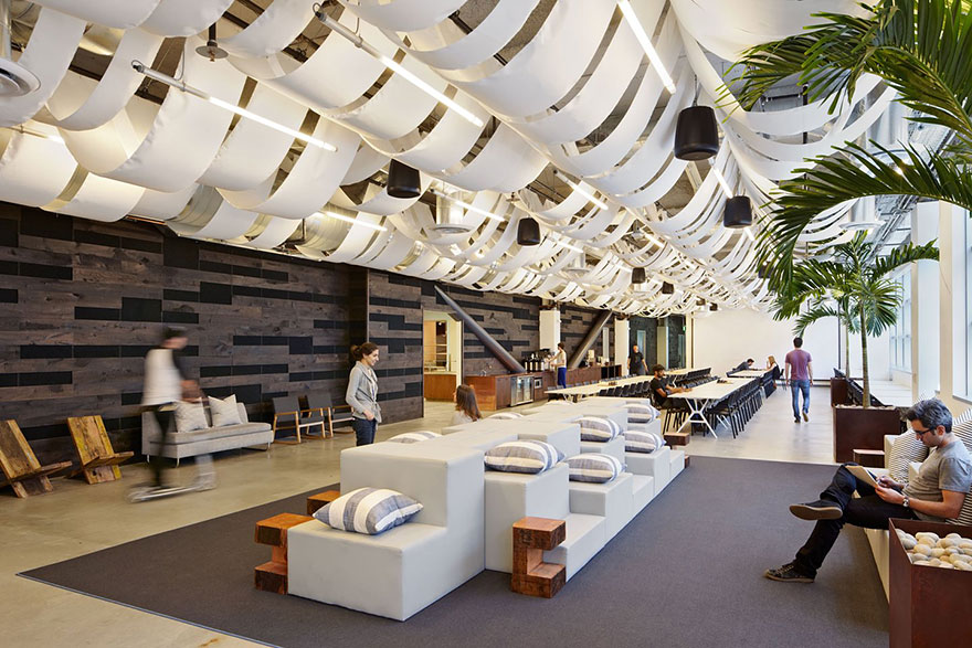 Coolest Offices In The World!