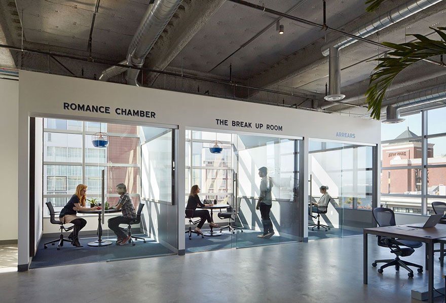 Amazing Creative Workspaces Office Spaces 2 2